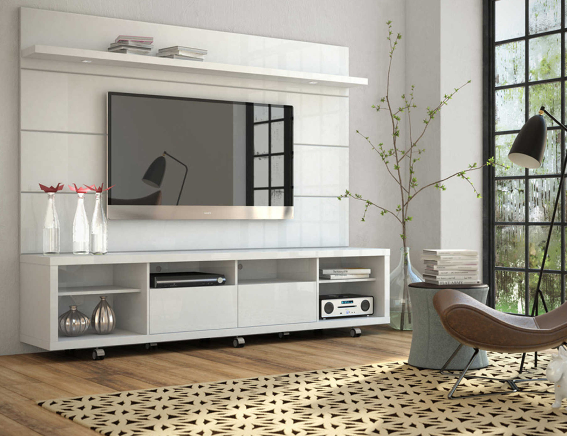 Buy TV Stands With Cable Management Solutions