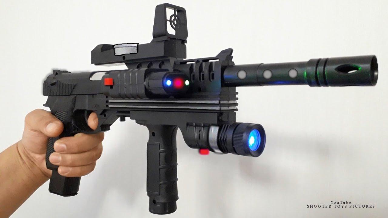 Laser Gun Toy For Kids – The Fun Smack!